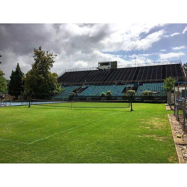 White City Tennis Stadium