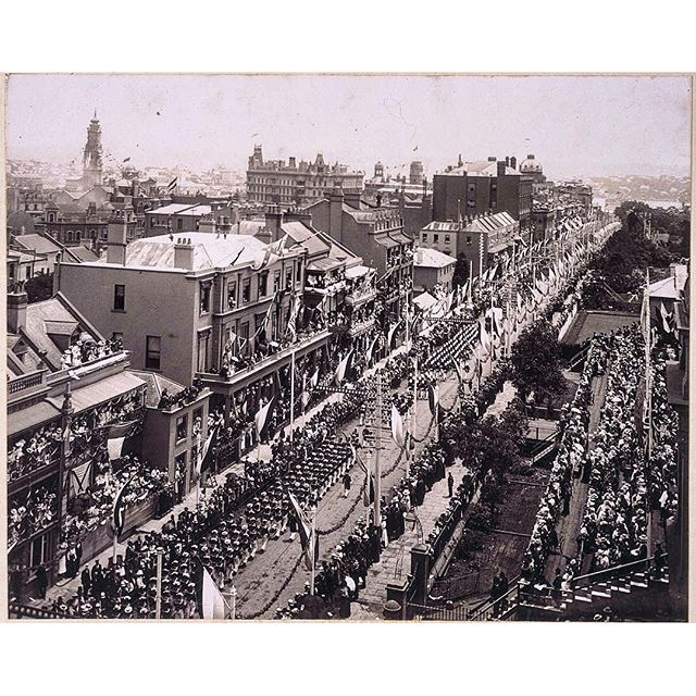 Federation Procession