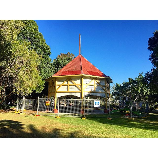 The Original Federation Pavilion Cabarita Park