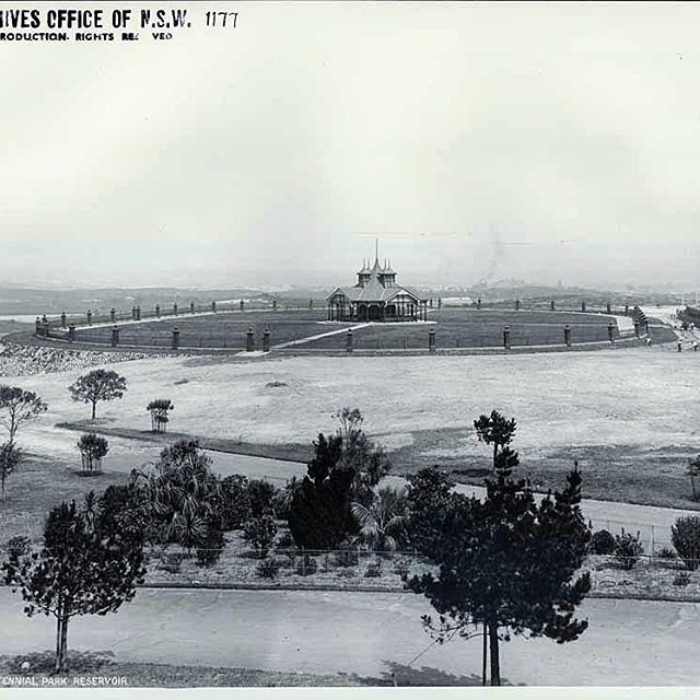 Centennial Park Reservoir