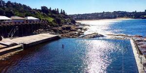 Wylie's Baths - A seaside pool at Coogee Beach