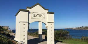 Giles Gym and Baths, Coogee Beach