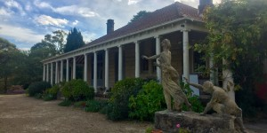 The Norman Lindsay Gallery in the Blue Mountains
