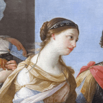 introduction of helen of troy Summary & analysis introduction to classical mythology part one,  paris, the  son of king priam of troy, is selected to judge  visiting menelaus, paris, with  aphrodite's help, betrays his host's hospitality and kidnaps helen back to troy.