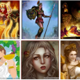 A quirky little quiz for all the fans of Greek mythology