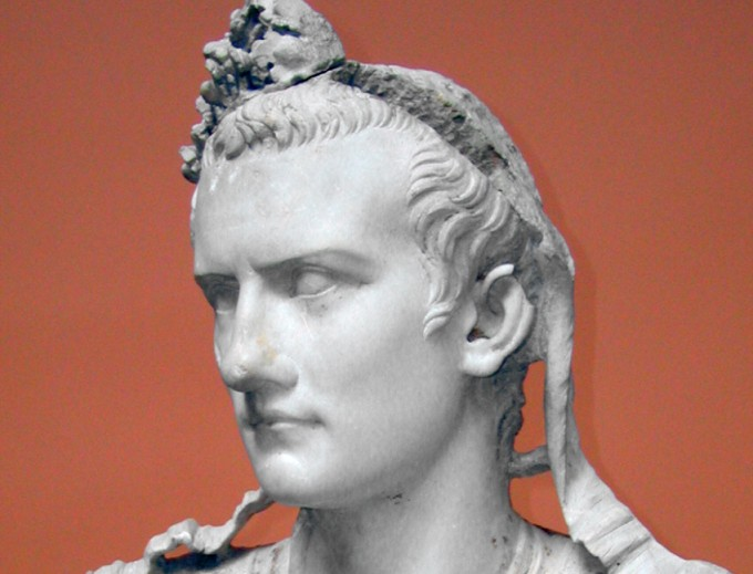 Caligula - Photo by Louis le Grand /Wikipedia