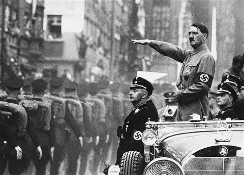 nazi women hanged