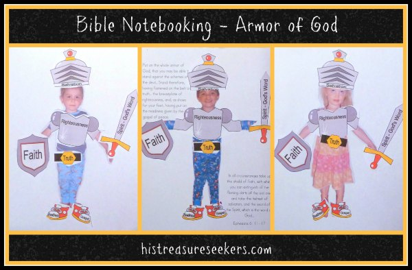 Armor of God Collage