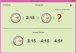 math analogies 3x