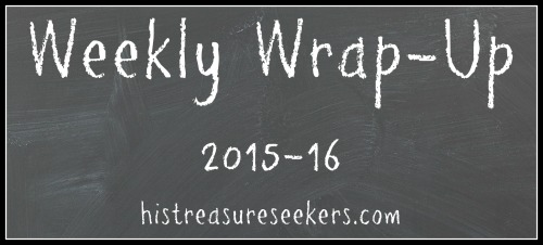 Weekly Wrap Up 2015-16