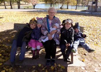 4 loving Aunt Bertie, 95