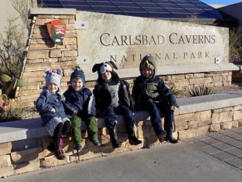 8 Carlsbad Caverns