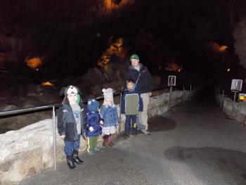 9 Inside Carlsbad Caverns