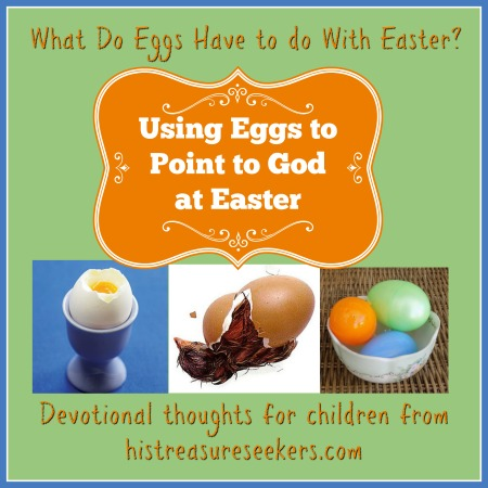 Easter Egg Devotional