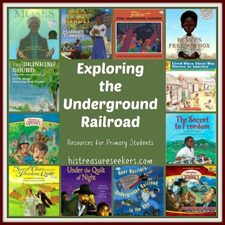 Underground Railroad Resources