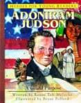 Adoniram Judson cover