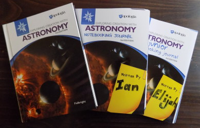 Apologia Astronomy 2nd ed.