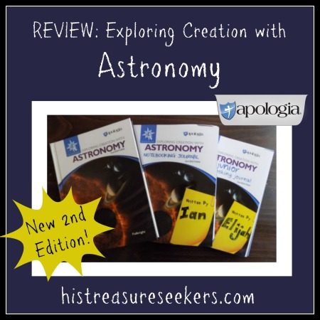 Review Apologia Astronomy