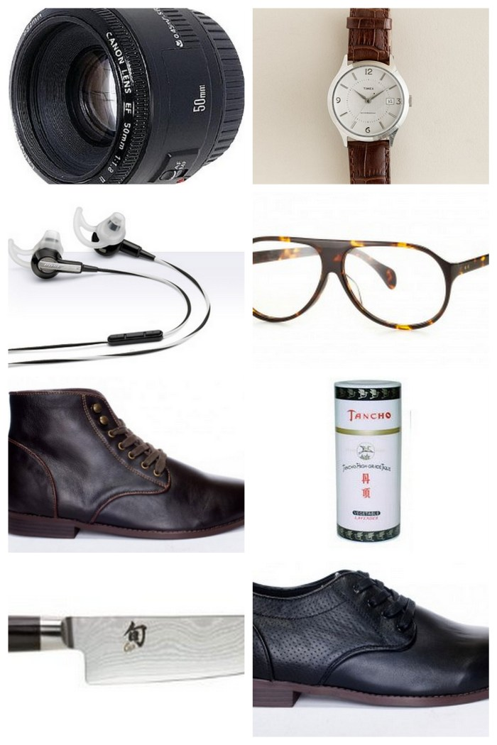 style shop design  Gift Guide for Guys