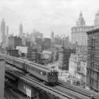 Third Avenue El Train