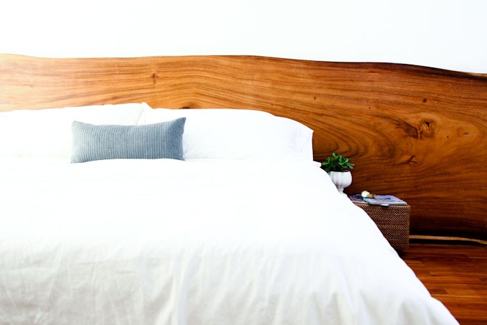 living decor  Fresh bed, fresh start