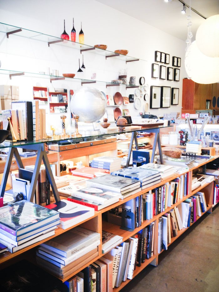 home design california  Los Angeles: Two favorites on Third Street