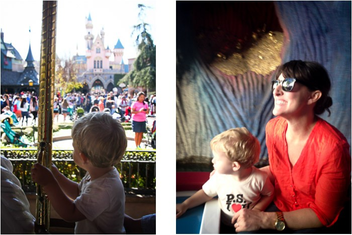 travel family california  Visiting Disneyland with a Toddler