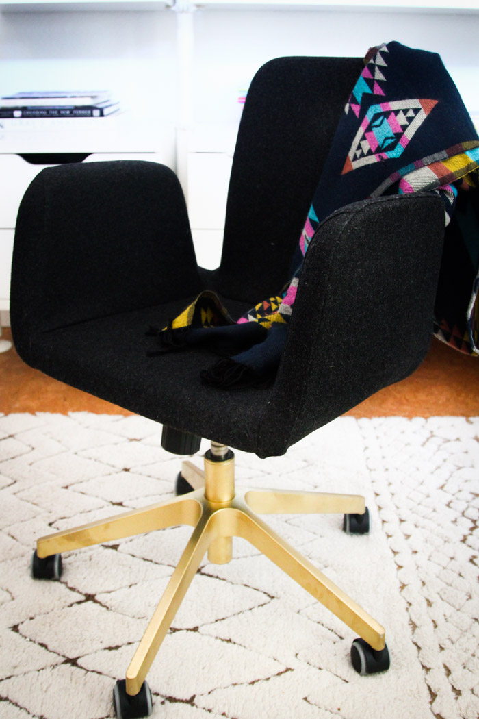 home  Quick Ikea Office Chair Hack