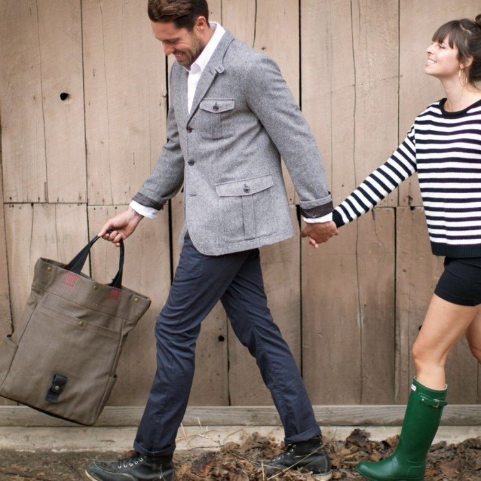 style  Found for Dad: travel/diaper bag (and some other gift ideas)
