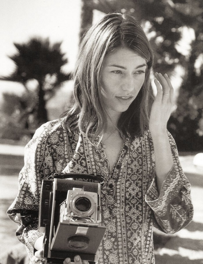 style  Sofia Coppola and the eternal Caftan search