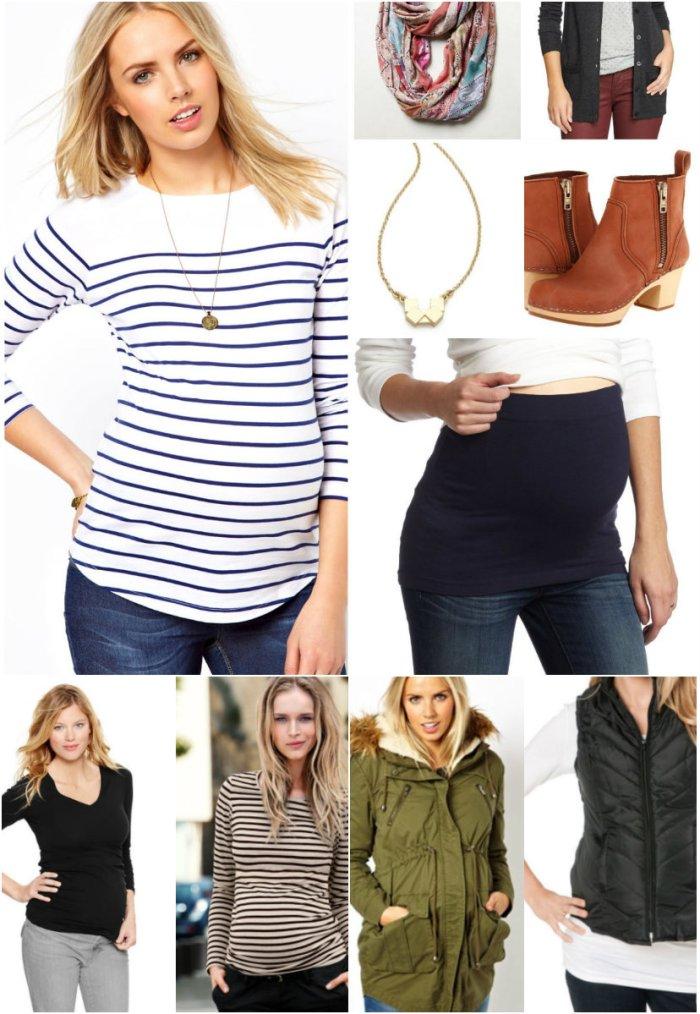 style family  Maternity clothing basics