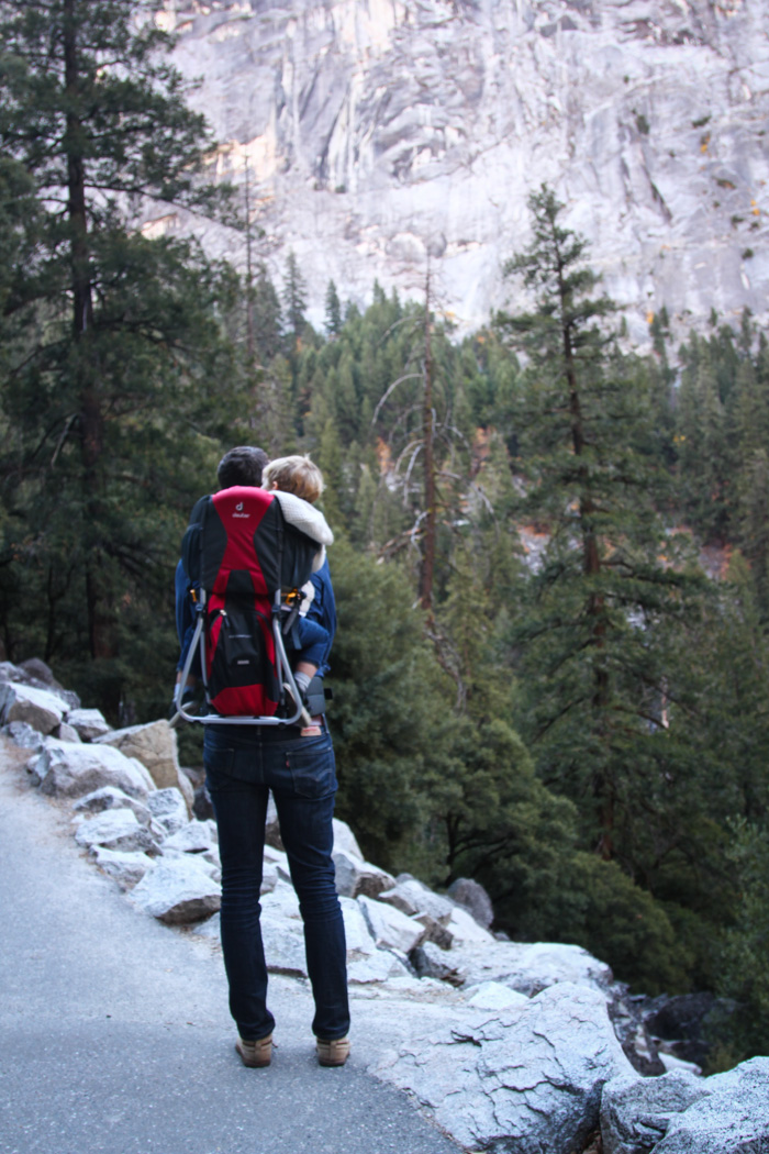 travel  Travelogue: Weekend in Yosemite Valley