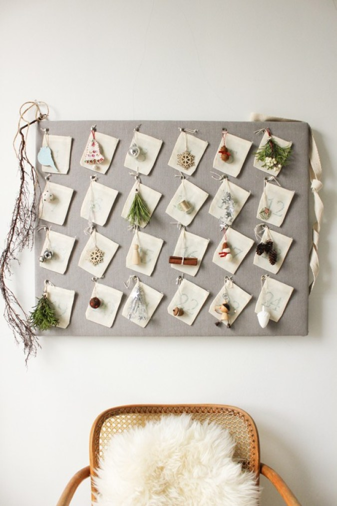 family  An inspired, experience filled Advent calendar