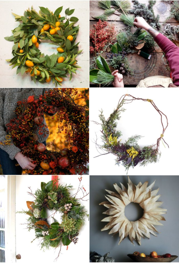 home  Try this: Wreath making tutorials