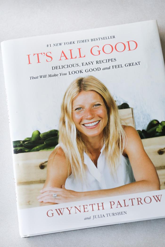 food drink  Cookbook wishlist (and my BFF, Gwyneth)