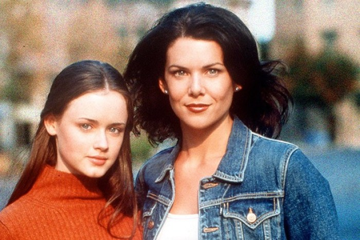 uncategorized  PSA: Gilmore Girls streaming tomorrow!