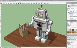 La modélisation informatique avec Sketchup