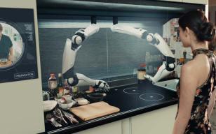 La cuisine intelligente de demain