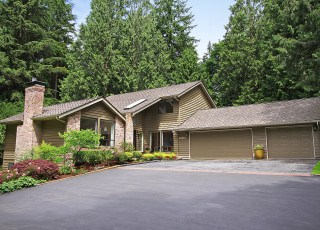 Front of Woodinville Home