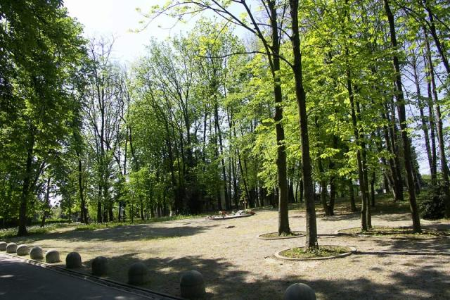 Mirogoj groblje NDH