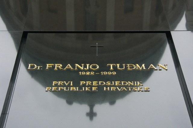 Franjo Tudjman grobnica
