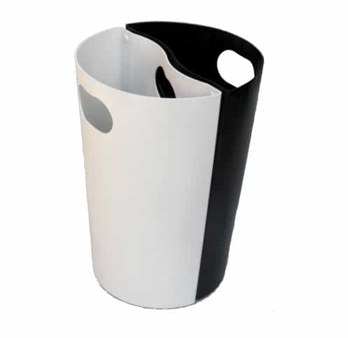 Solecan convenient recycle bin