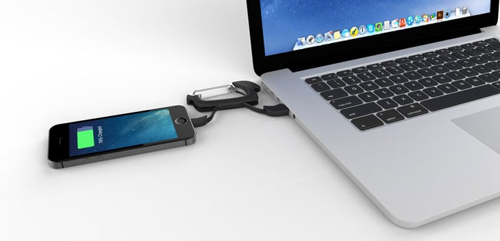 NomadClip-charging