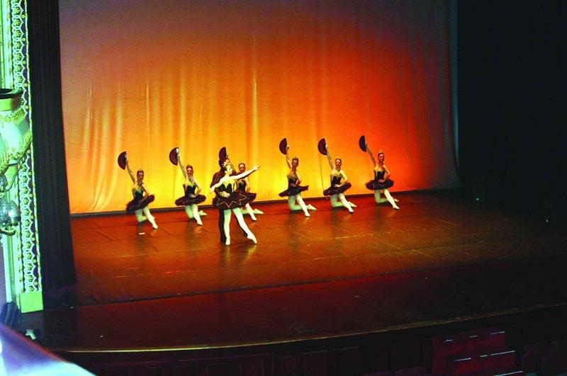 Foto Certamen de Danza 10a
