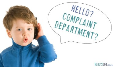 Hello? Complaint Department?