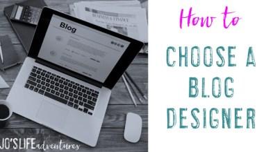 How to Choose a Blog Designer