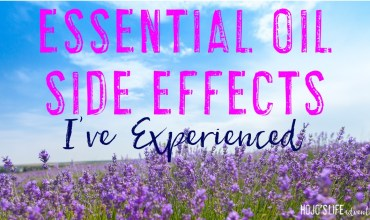 7 Essential Oil Side Effects I've Experienced