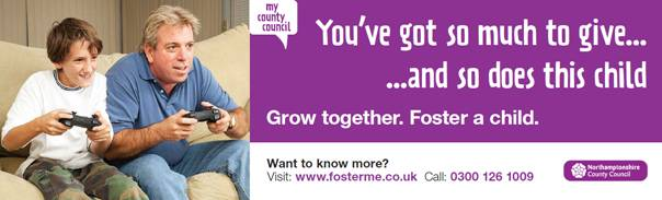 NCC : could you become a foster carer?