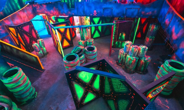 Laser fun, Fun things to do in bangalore with friends