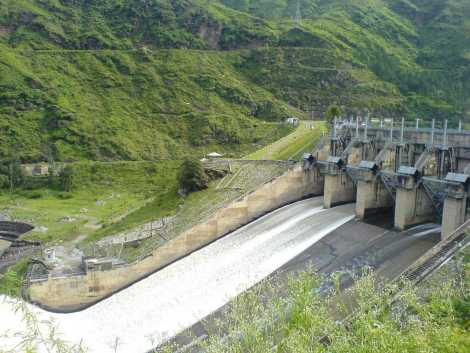 Image result for Pandoh Dam
